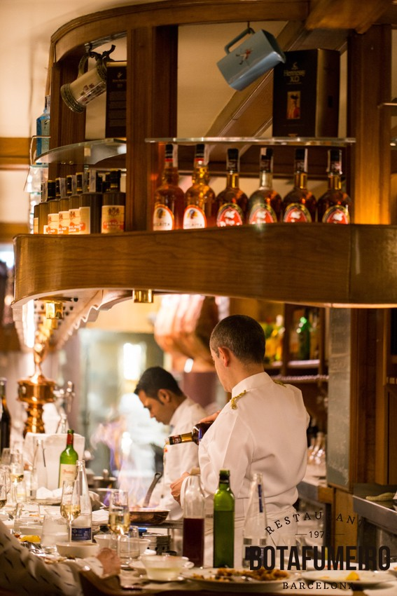 Botafumeiro's Bar