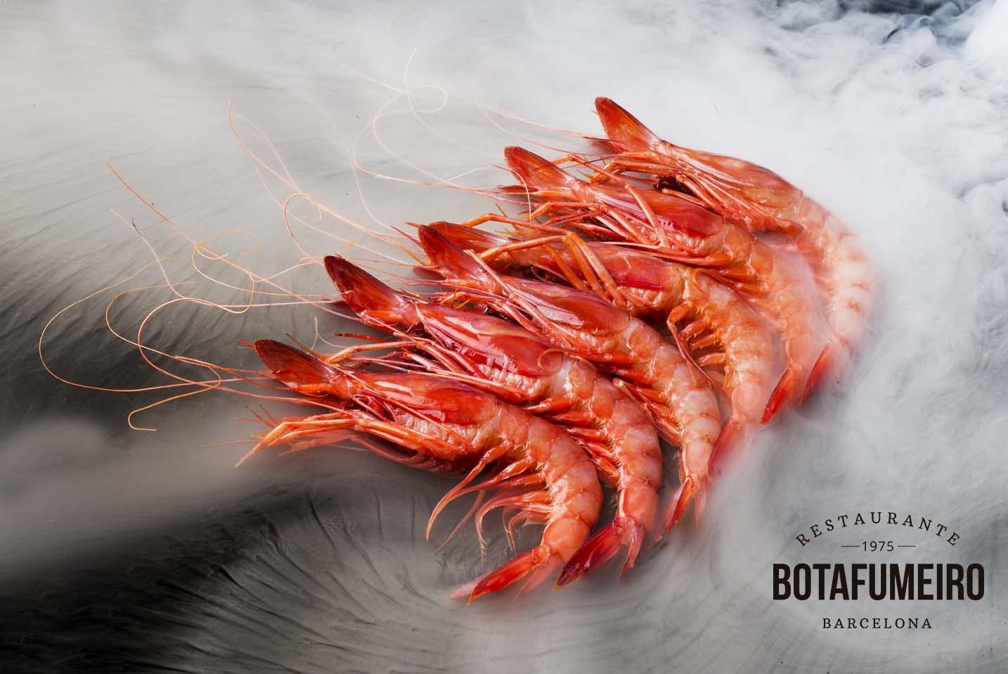 Botafumeiro Live Cooking